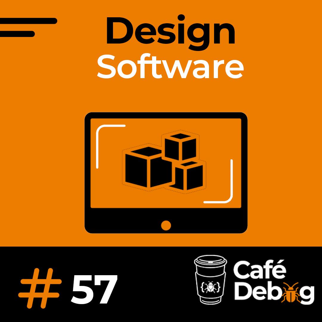 #57 Design de Software, Patterns Anêmicos e Clean Arquitecture